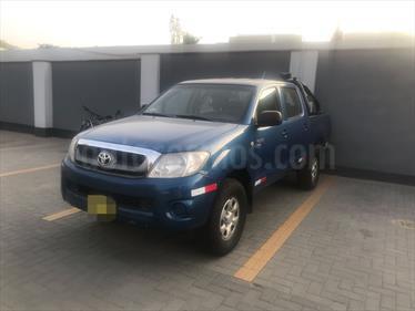 Toyota Hilux 2.5L TD 4x4 C-D usado (2010) color Azul Oscuro precio u$s14,490