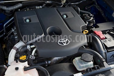 Foto Toyota Hilux 2.5L TD 4x4 C-D usado (2016) color Gris Oscuro precio u$s17,500