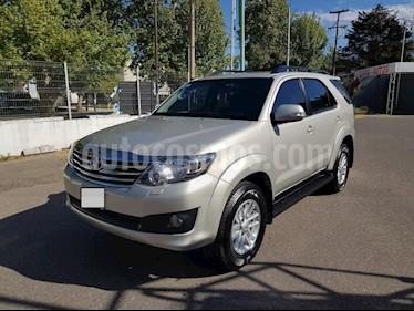 Foto venta Auto Usado Toyota Hilux 2.7 4x4 SRV DC  (2014) color Gris Claro precio $750.000