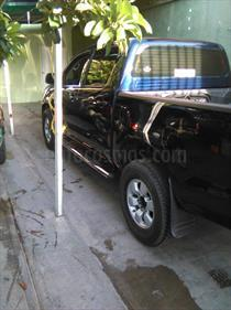 Foto venta carro usado Toyota Hilux 2.7L 4x2 Aut (2010) color Azul Oceano precio u$s14.000