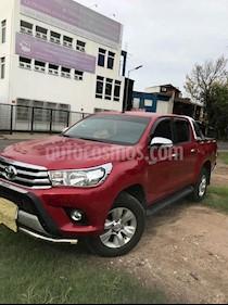 Foto venta Auto usado Toyota Hilux 2.8 4x2 SRV Pack TDi DC (2017) color Rojo precio $850.004