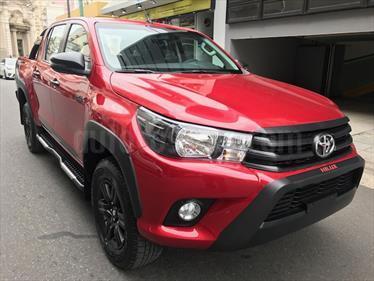 foto Toyota Hilux 2.8 4x4 Limited TDi DC