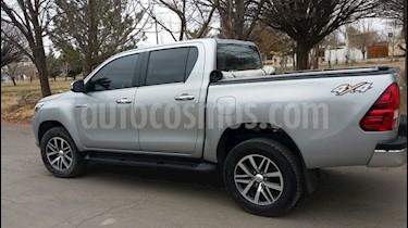 Foto venta Auto usado Toyota Hilux 2.8 4x4 Limited TDi DC (2016) color Gris precio $50.000