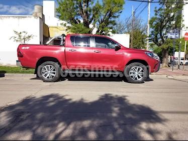 Foto venta Auto Usado Toyota Hilux 2.8 4x4 SRX TDi DC Aut (2016) color Rojo precio $680.000