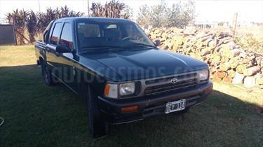 Foto venta Auto Usado Toyota Hilux 2.8 DC (2000) color Verde precio $210.000