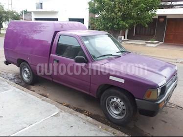 Foto venta Auto usado Toyota Hilux 2.8 SC (1999) color Gris precio $150.000