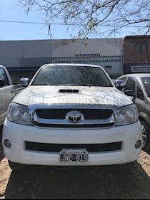 Foto venta Auto usado Toyota Hilux 3.0 4x2 DX DC AA (2011) color Blanco precio $510.000