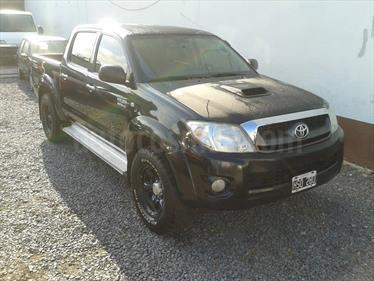 Foto venta Auto Usado Toyota Hilux 3.0 4x2 SR TDi DC (2009) color Negro precio $380.000