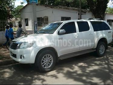 Foto venta Auto Usado Toyota Hilux 3.0 4x2 SRV TDi DC Cuero (2013) color Blanco