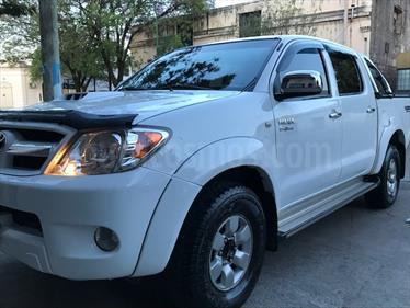 Foto venta Auto Usado Toyota Hilux 3.0 4x2 SRV TDi DC (2008) color Blanco precio $359.900