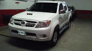 Foto venta Auto Usado Toyota Hilux 3.0 4x2 SRV TDi DC (2008) color Blanco precio $350.000