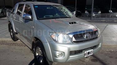 Foto venta Auto Usado Toyota Hilux 3.0 4x2 SRV TDi DC (2009) color Plata precio $395.000