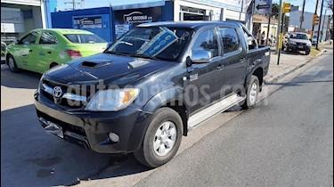 Foto venta Auto Usado Toyota Hilux 3.0 4x2 SRV TDi DC (2008) color Negro precio $479.000