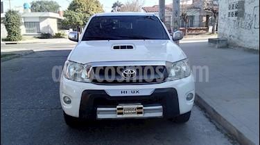 Foto venta Auto Usado Toyota Hilux 3.0 4x2 SRV TDi DC (2010) color Blanco precio $540.000