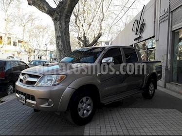Foto venta Auto Usado Toyota Hilux 3.0 4x2 SRV TDi DC (2007) color Beige precio $550.000