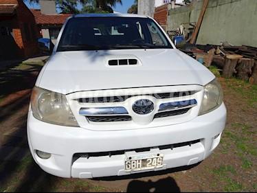 Foto venta Auto Usado Toyota Hilux 3.0 4x2 SRV TDi DC (2007) color Blanco precio $440.000