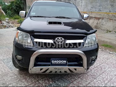 Foto venta Auto Usado Toyota Hilux 3.0 4x2 SRV TDi DC (2008) color Negro
