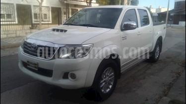 Foto venta Auto Usado Toyota Hilux 3.0 4x2 STD SC (2013) color Blanco precio $695.000