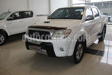 Foto venta Auto Usado Toyota Hilux 3.0 4x2 STD SC (2010) color Blanco precio $280.000