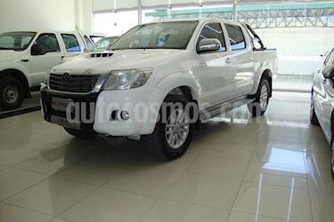 Foto venta Auto usado Toyota Hilux 3.0 4x2 STD SC (2014) color Blanco precio $500.000