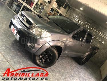 foto Toyota Hilux 3.0 4x4 SR TDi DC