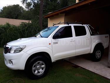 Foto venta Auto usado Toyota Hilux 3.0 4x4 SR TDi DC (2014) color Blanco precio $500.000