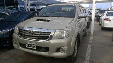 foto Toyota Hilux 3.0 4x4 SRV TDi DC Cuero Aut