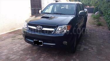 Foto venta Auto Usado Toyota Hilux 3.0 4x4 SRV TDi DC (2005) color Negro precio $350.000