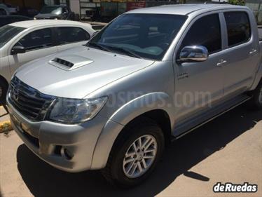 Foto venta Auto Usado Toyota Hilux 3.0 4x4 SRV TDi DC (2014) color Plata Metalico precio $600.000