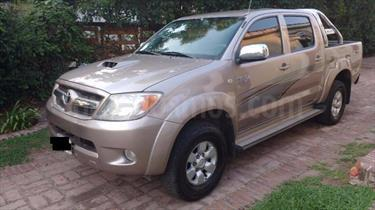 foto Toyota Hilux 3.0 4x4 SRV TDi DC