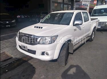 Foto venta Auto Usado Toyota Hilux 3.0 4x4 SRV TDi DC (2013) color Blanco precio $650.000