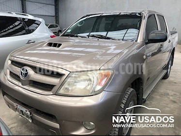 Foto venta Auto Usado Toyota Hilux 3.0 D/cab 4x4 Srv Lim P/2 (2007) color Champagne precio $465.000
