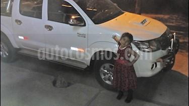 Toyota Hilux 3.0L TD 4x4 C-D SRV usado (2014) color Blanco precio u$s29,000