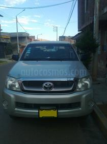 Toyota Hilux 4x2 C-D Diesel usado (2008) color Plata precio u$s13,000