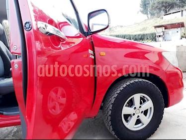Toyota Hilux 4x2 CD usado (2013) color Rojo precio u$s27.500