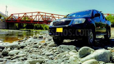 Toyota Hilux 4x4 C-D XL Diesel usado (2012) color Negro precio u$s21,500
