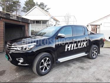 Toyota Hilux 4x4 CD Diesel usado (2014) color Negro precio u$s5.000