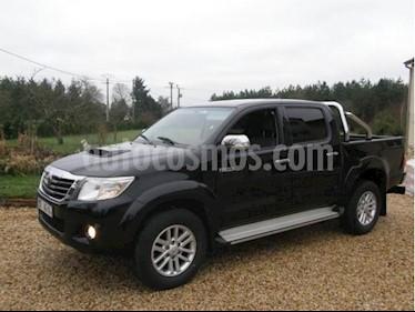 Toyota Hilux 4x4 CD Diesel usado (2015) color Negro precio u$s3.000