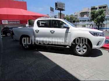Foto venta Auto Seminuevo Toyota Hilux Cabina Doble Diesel 4X4 Aut (2018) color Blanco precio $518,000