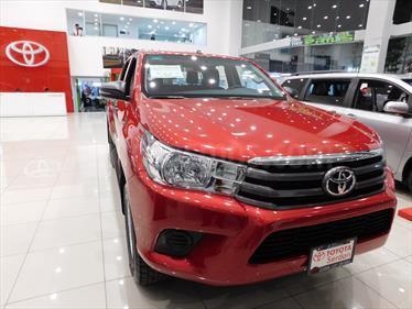 foto Toyota Hilux Cabina Doble SR