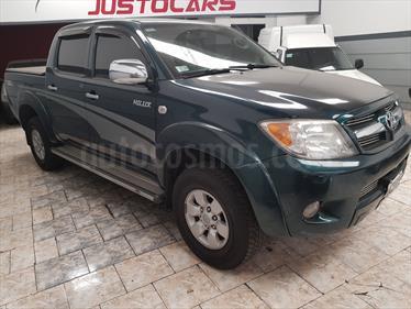 Foto venta Auto usado Toyota Hilux C/d Dx Pack 2.5 Td 4x2 (2006) color Verde precio $290.000