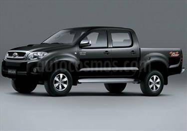 Foto Toyota Hilux Doble Cabina 2.7L 4x4 usado (2014) color Negro precio u$s350.000.000