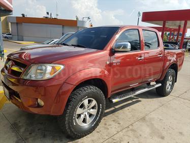 Foto Toyota Hilux Doble Cabina 4x4 usado (2007) color Rojo Cobre precio u$s14.000