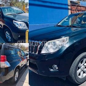 Foto venta Auto usado Toyota Land Cruiser Prado 2.7L TX-L (2012) color Azul Oscuro precio u$s23,500