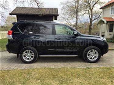 Foto venta carro usado Toyota Land Cruiser serie 70 Chasis 4.5L (2010) color Negro precio u$s9.000