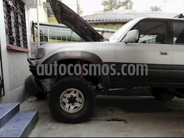 Toyota Land Cruiser Prado 4.0L VX 5P AWD  usado (1991) color Plata precio u$s11.800