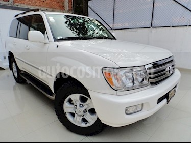 Foto venta Auto Usado Toyota Land Cruiser 4.7L 4x4 (2006) color Blanco precio $165,000