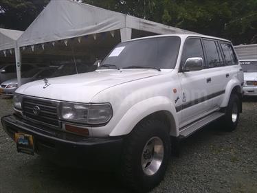 Foto venta Carro Usado Toyota Land Cruiser  79 Chasis  (1993) color Blanco precio $32.500.000