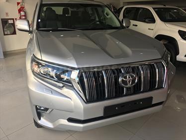 Foto venta Auto usado Toyota Land Cruiser Prado VX Aut (2018) color Plata Metalico precio u$s102.300