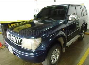Foto venta carro Usado Toyota Prado Auto. 4x4 (2000) color Azul Cobalto precio u$s4.500